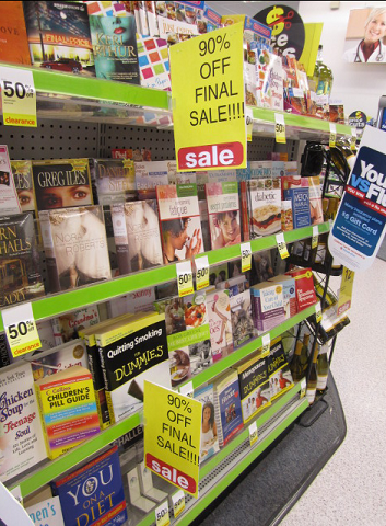 cvs huge book clearance 90 off