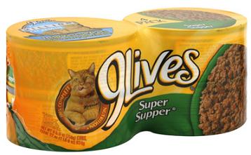 9 Lives Cat Food at CVS