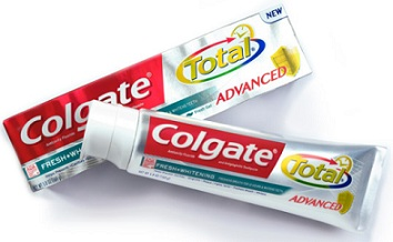 Colgate Total Advanced coupon
