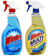 Windex-Cleaners