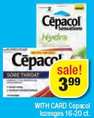 Nice Deal on Cepacol Lozenges (Beginning 12/9)