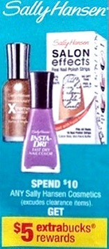Sally Hansen CVS1