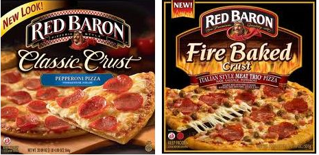 Red Barron Pizza coupons