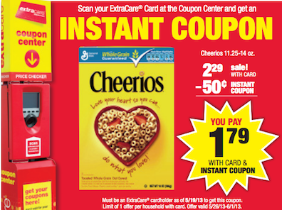 Cheerios at CVS (5-26)