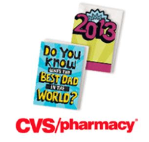 Hallmark Cards (CVS Coupon)