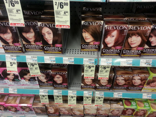 Revlon ColorSilk Sale (CVS)