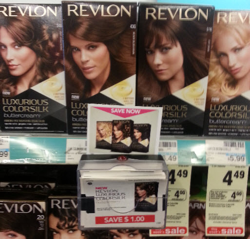 Revlon Luxurious ColorSilk Sale (CVS)