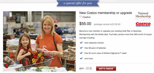 Zulily Costco Membership