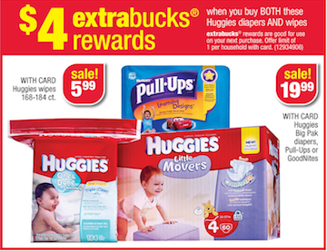 Huggies Wipes Deals
