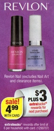 Revlon Nail Polish Sale (CVS 7-14)
