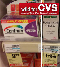 Vitamin discount center coupon