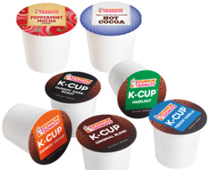 photograph regarding K Cup Coupons Printable named Clean Printable Dunkin Donuts K-Cups Coupon!