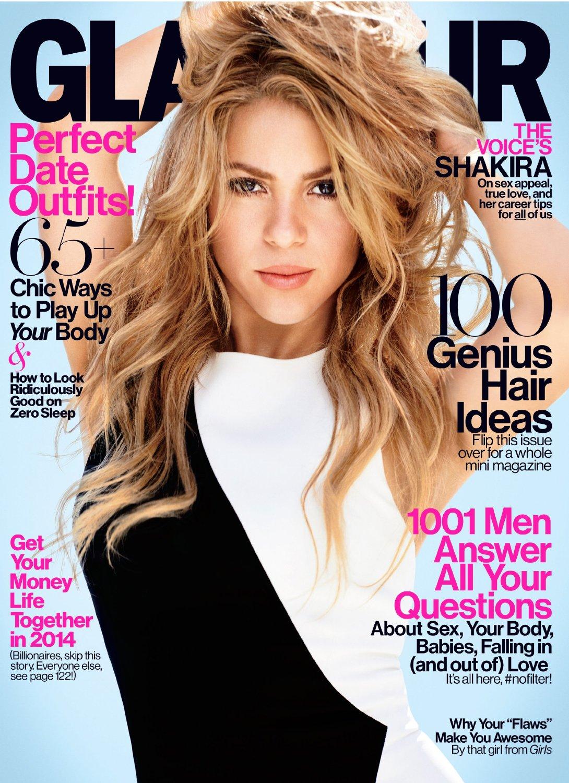 Glamour Magazine (Feb2014)