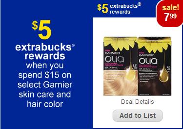 Garnier hair color coupons december 2018