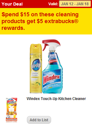 Windex touch up-