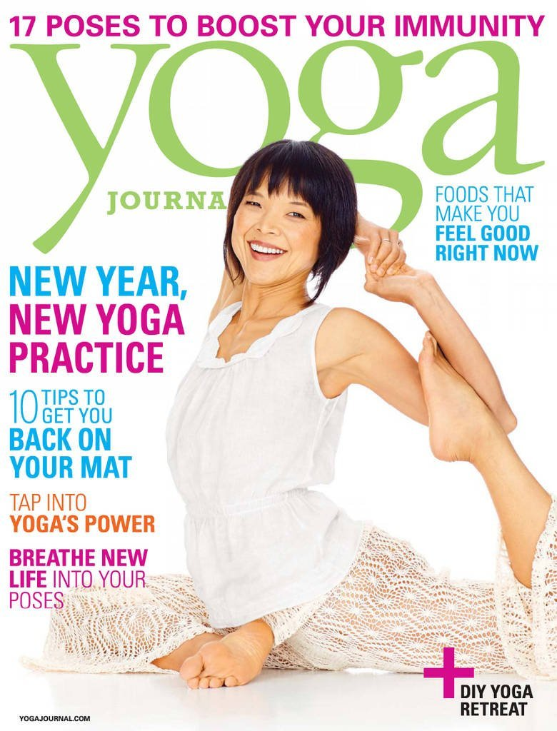 Grab Yoga Journal Magazine for Only $4.99/Year!