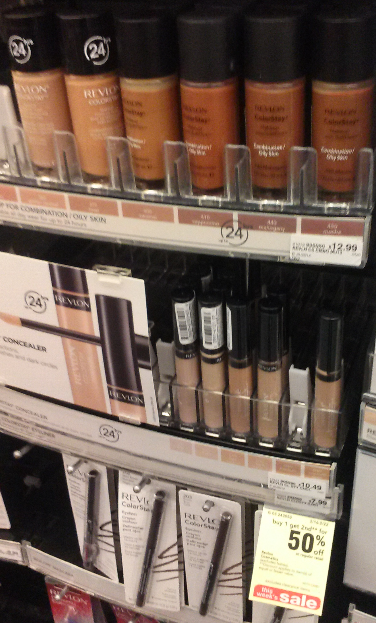 Revlon Cosmetics Sale (CVS 2-16-14)