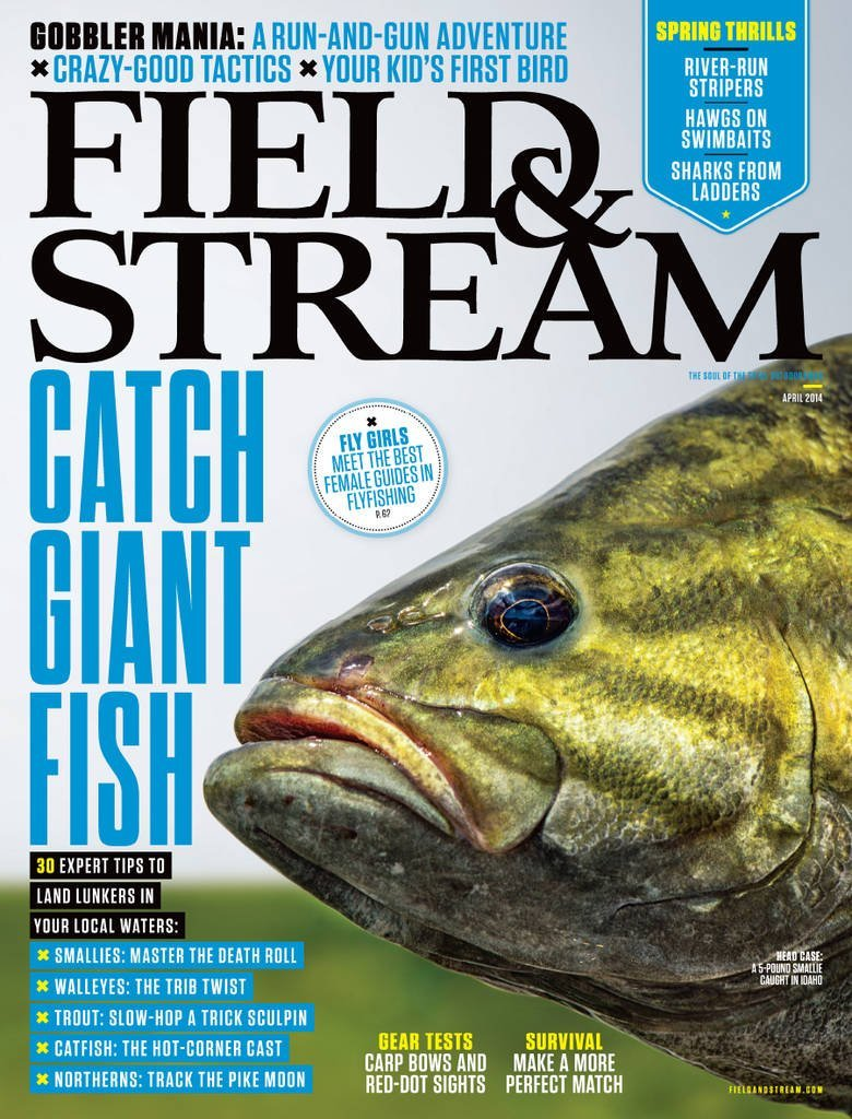 grab field stream magazine for only 4 95 year