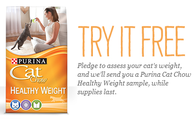 Free Sample Purina
