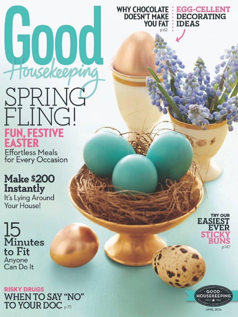 Good Housekeeping Magazine (Apr2014)