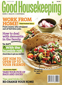 Good Housekeeping March 2014
