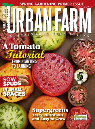 Urban Farm Magazine (Mar-Apr2014)