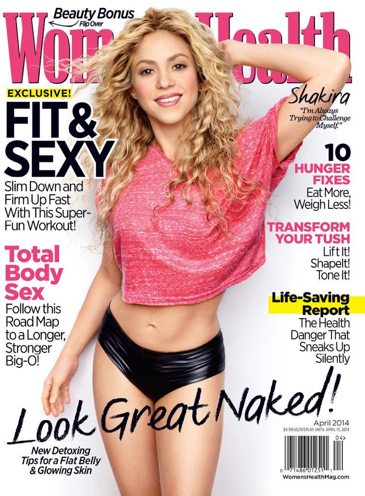 Women's Health Magazine (Apr2014)