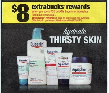 Eucerin cream coupons