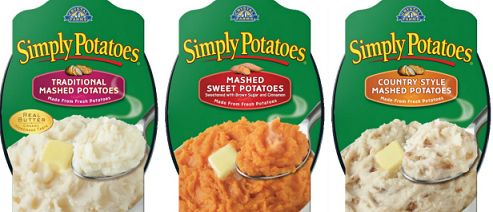 Simply Potatoes Coupons