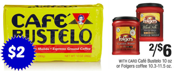 Cafe Bustelo Just $2 with Checkout51 Next Week!