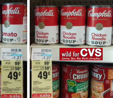 New Campbell's Soup Coupon to Stack!