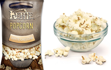 Kettle Brand Popcorn coupons