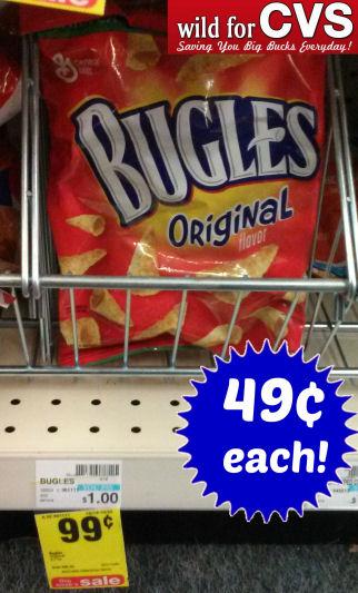 Bugles Just 49¢!