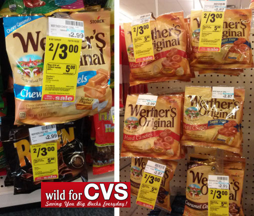 Werther's As Low As 50¢ + ECB Deal!