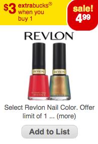 Revlon Nail