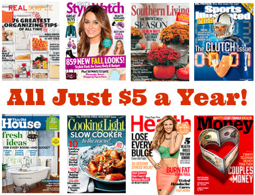 AdBrowse the hot titles at MagazineDealsNow. Subscriptions as low as $!