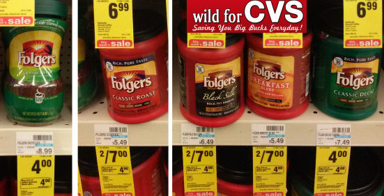 picture about Printable K Cup Coupons identified as Fresh Folgers Discount codes \u003d K-Cups $2.49 a Box Espresso Canisters