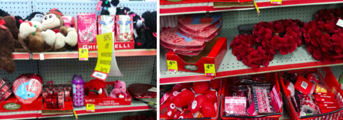 Valentineu0027s Day Clearance