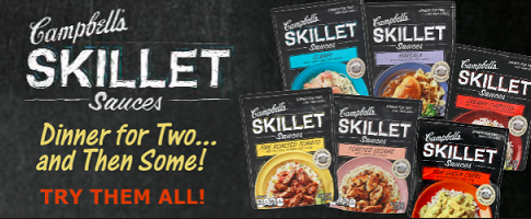 Skillet Sauces coupon