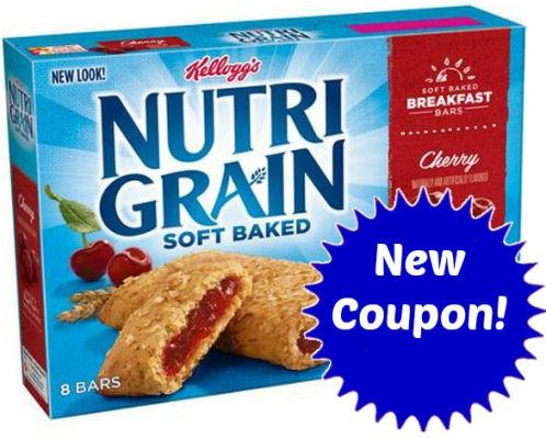 nutri grain coupon