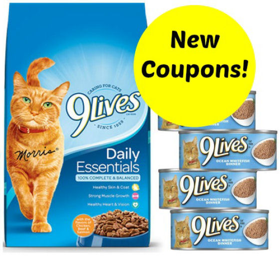9 lives cat food coupons printable 2018