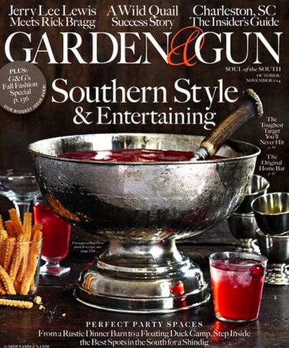 garden and gun magazine. Garden \u0026 Gun Magazine And