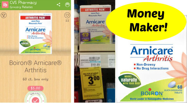 arnicare arthritis tablets money maker
