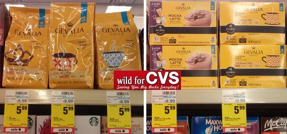 Gevalia Coffee Products Just $4.99!