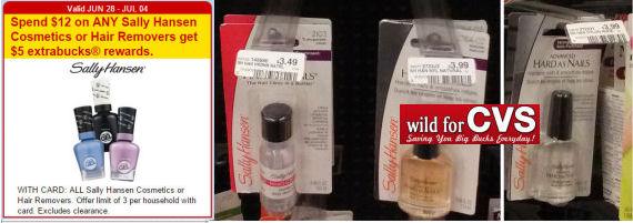 Sally Hansen Nail Treatments As Low As $1.24 Each Thru Tuesday!