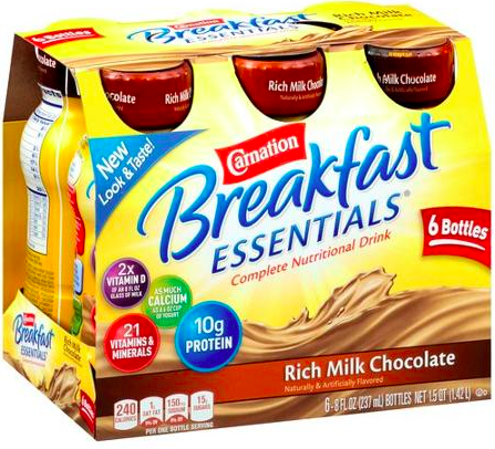 Carnation Breakfast coupons
