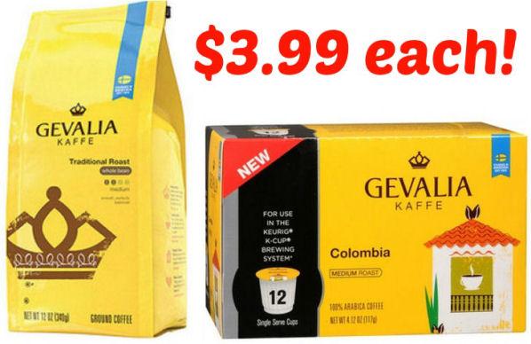 Gevalia Just $3.99 On 7/19 - Print Now!