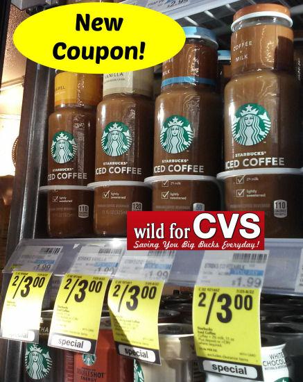 Starbucks Coffee Name Maker : New Starbucks Iced Coffee Coupon = Money Maker