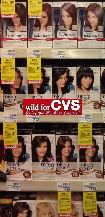 Clairol Hair Color As Low As $2.49