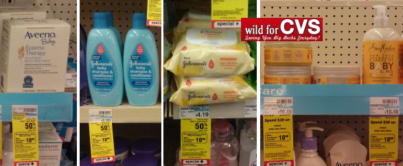 Baby Toiletries As Low As $2.17 - Aveeno, Johnson's & More!